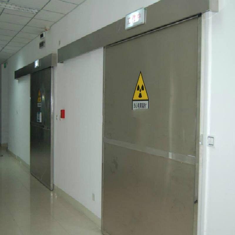 甘肃防辐射电动铅门